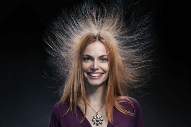 Электризуются волосы при беременности